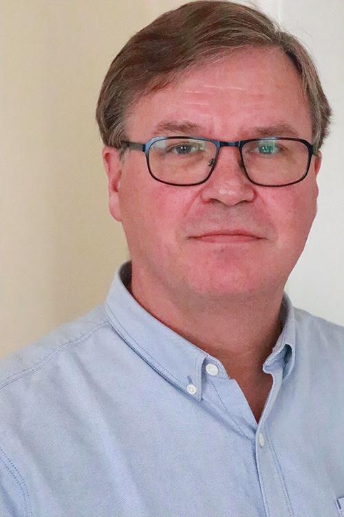 Mikael Hoffmann, ordförande i Svenska Läkaresällskapets kommitté för läkemedelsfrågor.